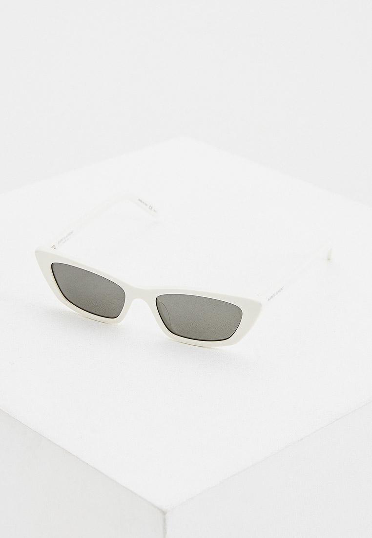 Женские солнцезащитные очки Saint Laurent SL 277