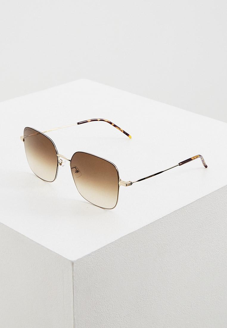 Женские солнцезащитные очки Saint Laurent SL 410 WIRE