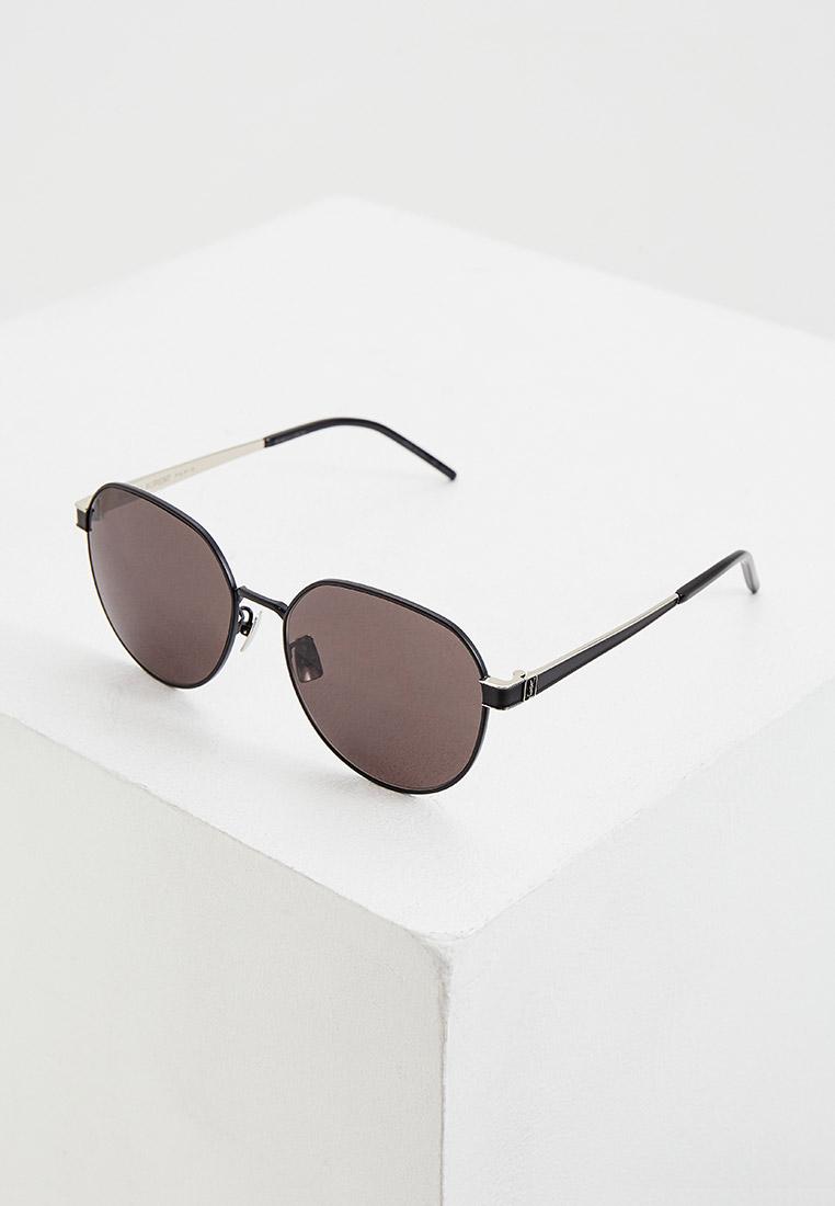 Женские солнцезащитные очки Saint Laurent SL M66