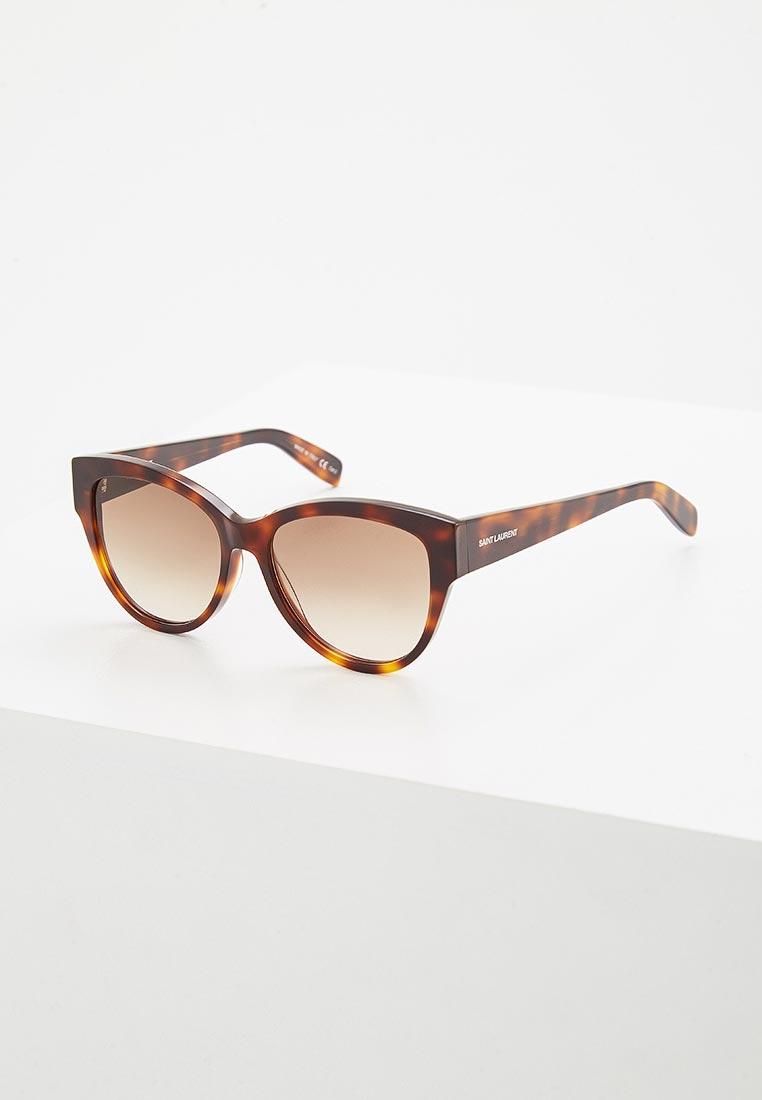Женские солнцезащитные очки Saint Laurent SL162
