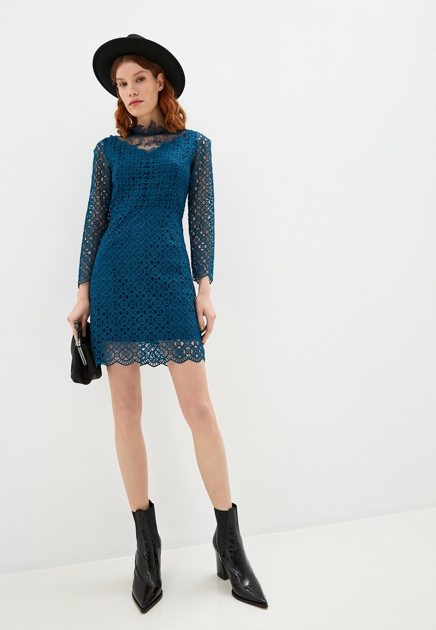 Платье Sandro R20321H: изображение 3