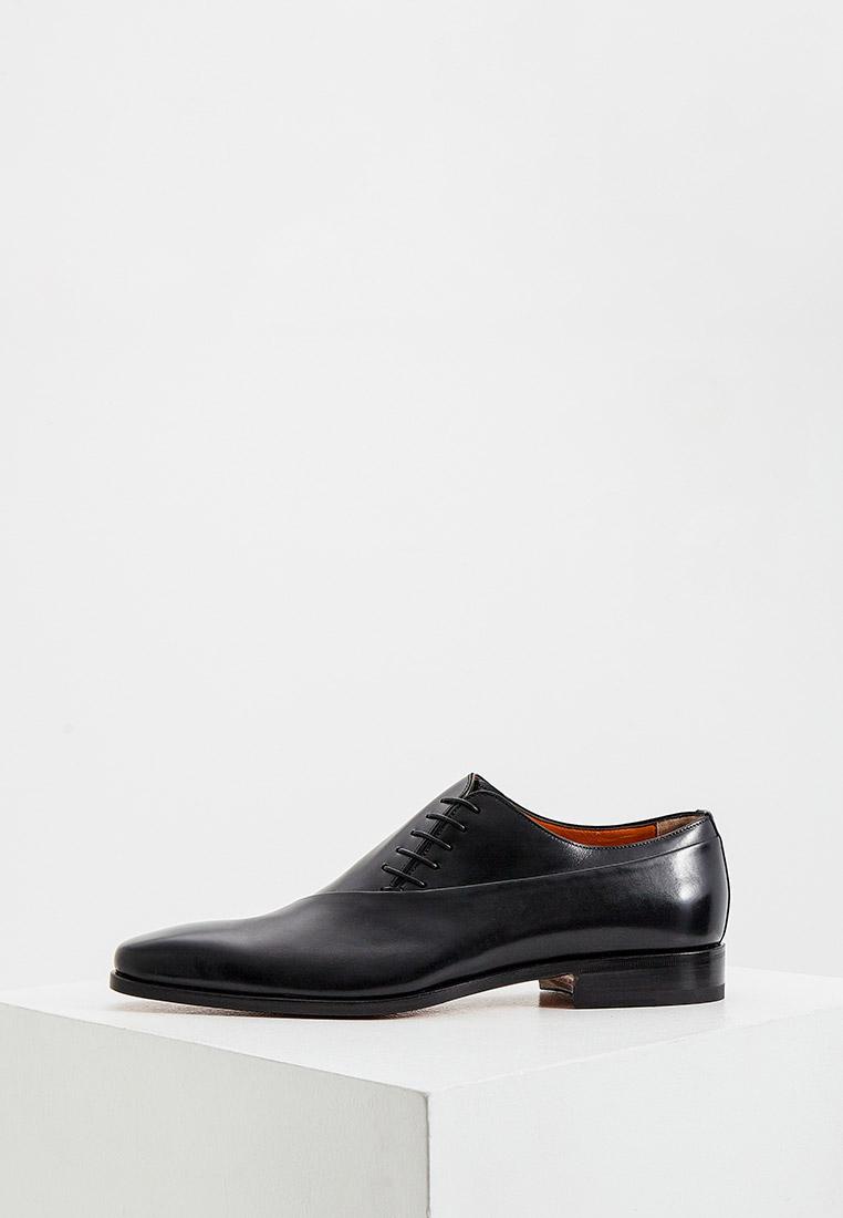 Мужские туфли Santoni MCBO16407JC6IRYC
