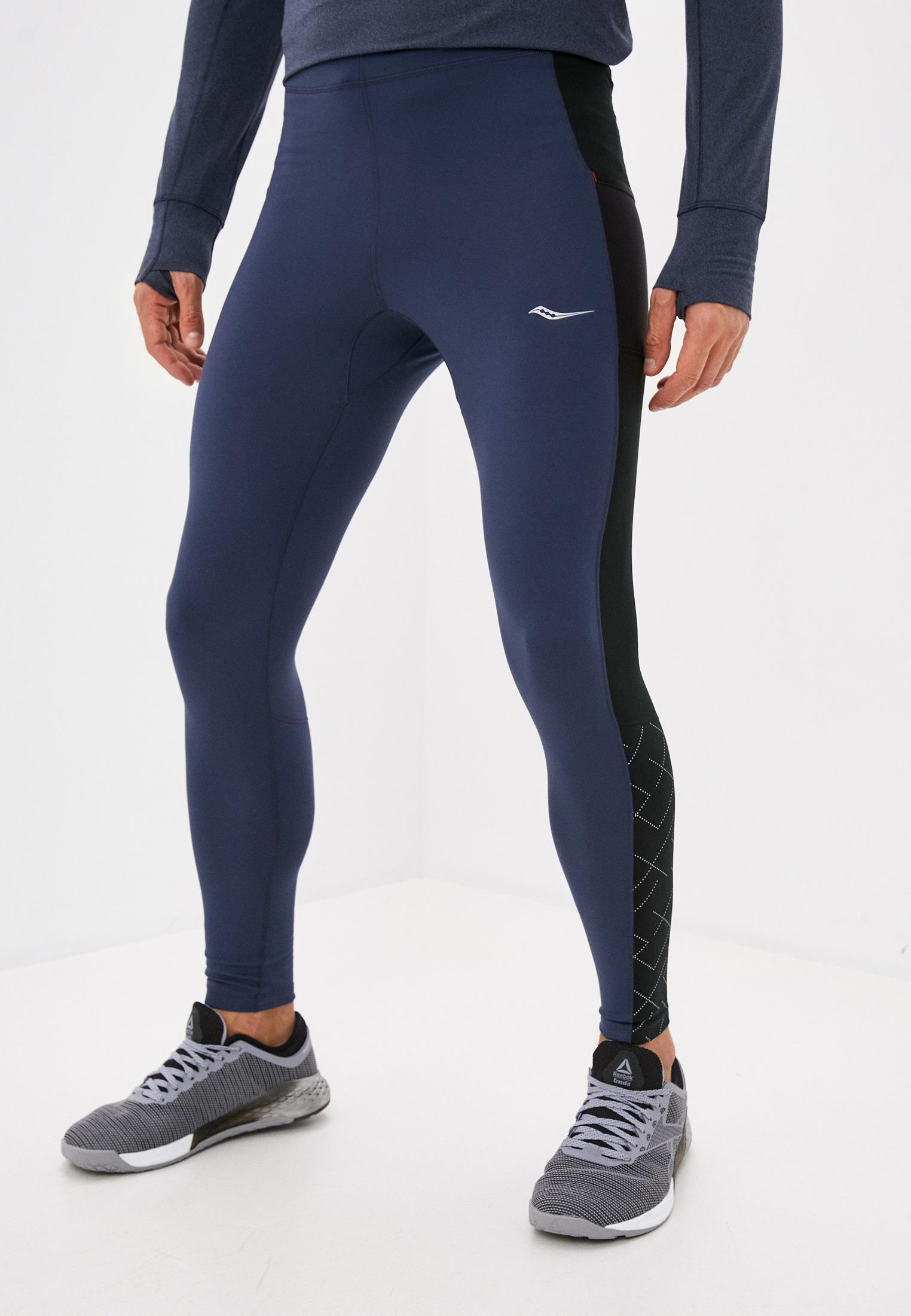 Мужские спортивные брюки Saucony SAM800231-MIBK