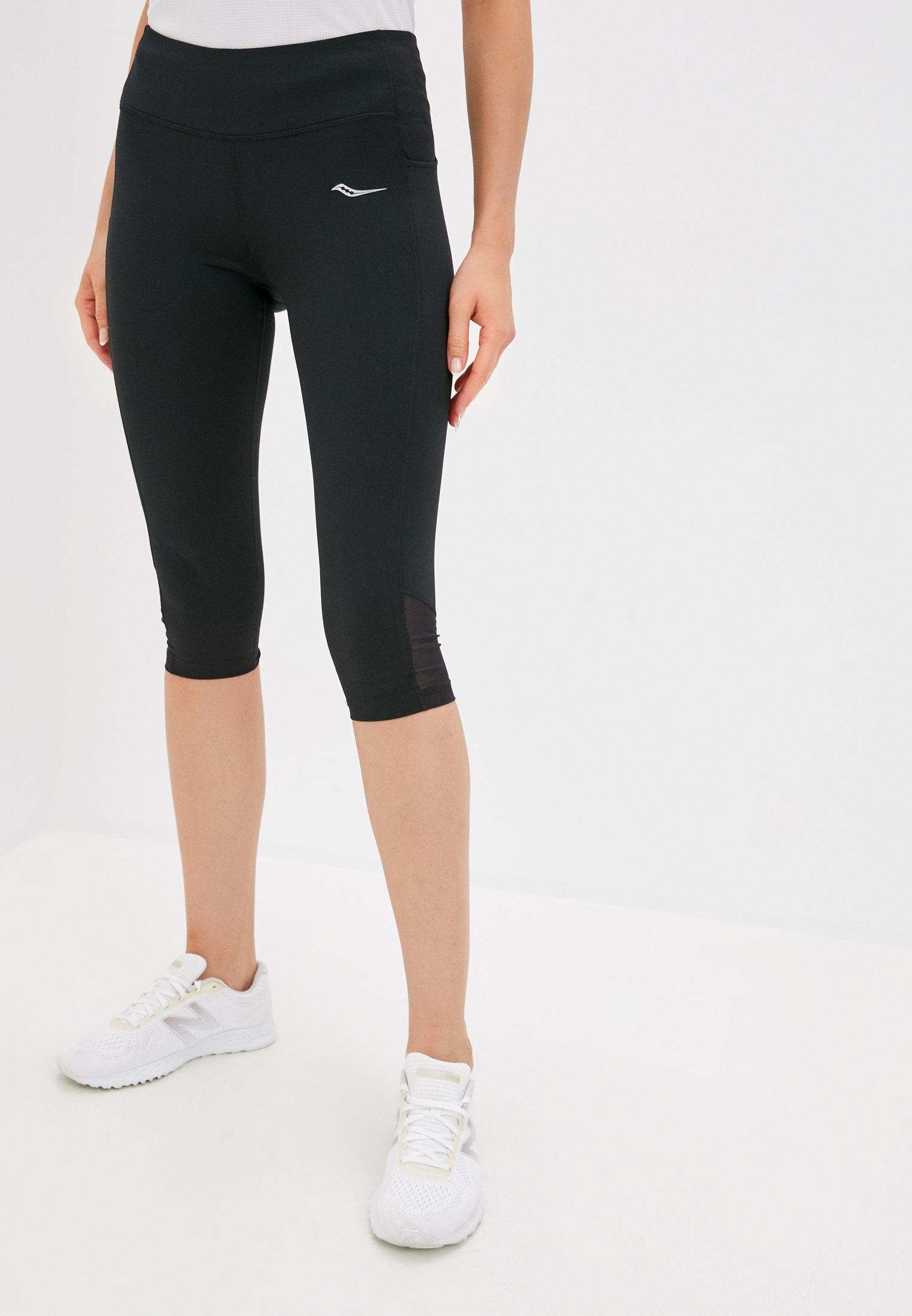 Женские брюки Saucony SAW800267-BK