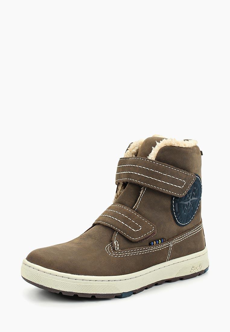 Ботинки для мальчиков SALAMANDER (Саламандер) 33-13509-27M
