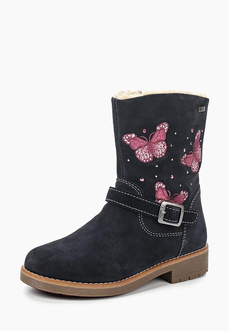 Ботинки для девочек SALAMANDER (Саламандер) 33-17200-22M