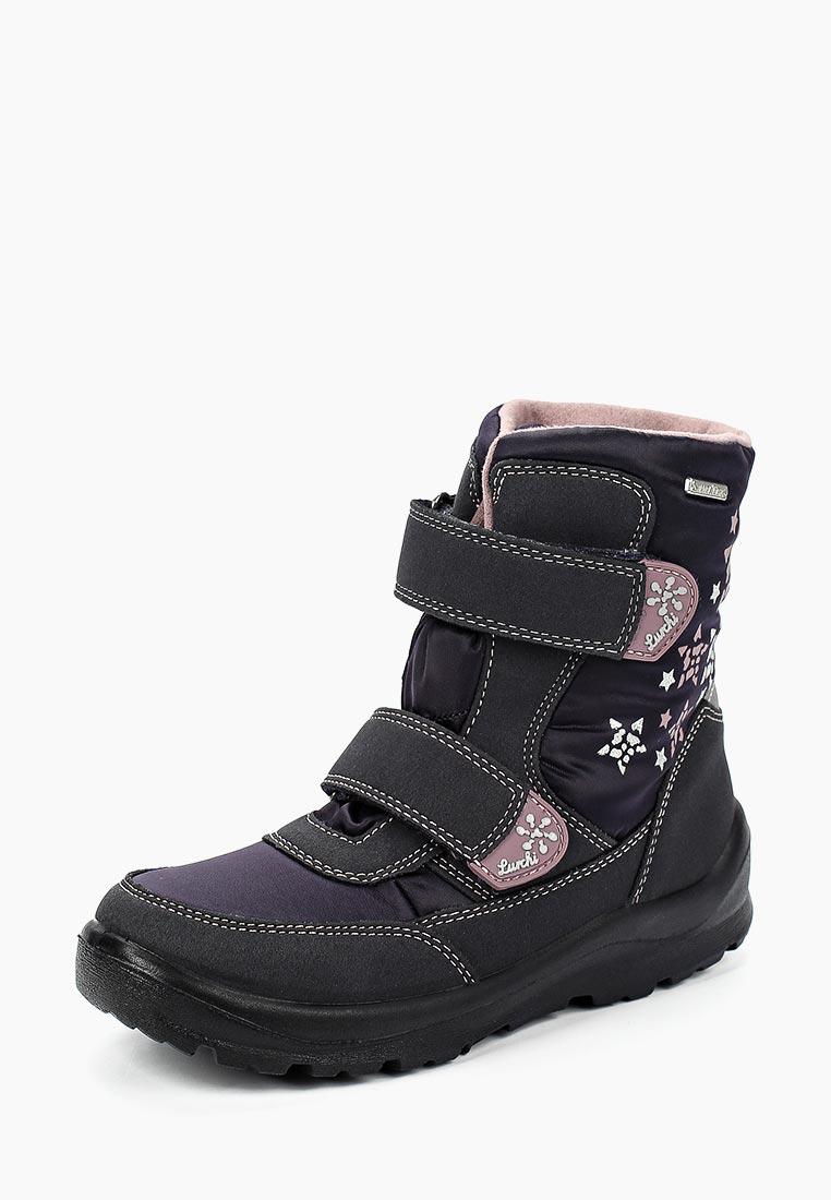 Ботинки для девочек SALAMANDER (Саламандер) 33-31017-49M