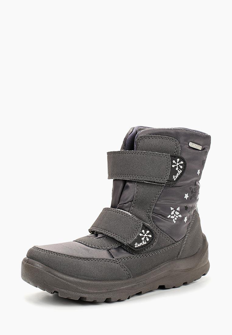 Ботинки для девочек Lurchi by Salamander 33-31017-65M