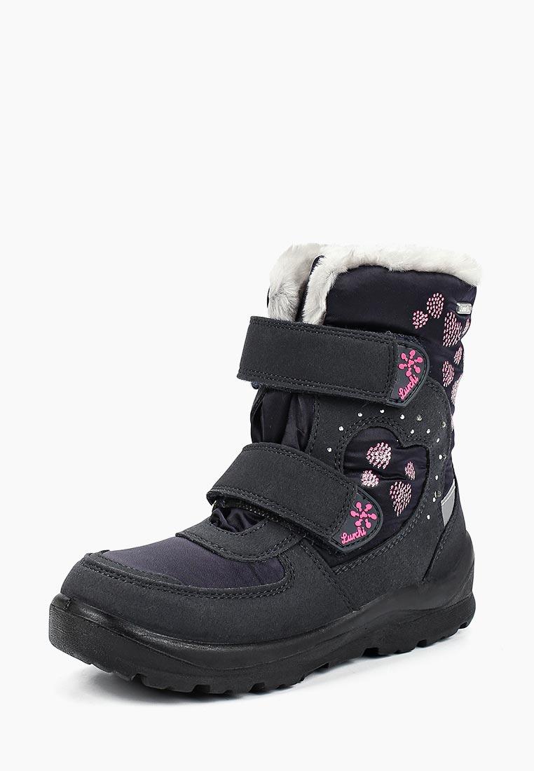 Ботинки для девочек SALAMANDER (Саламандер) 33-31028-32M