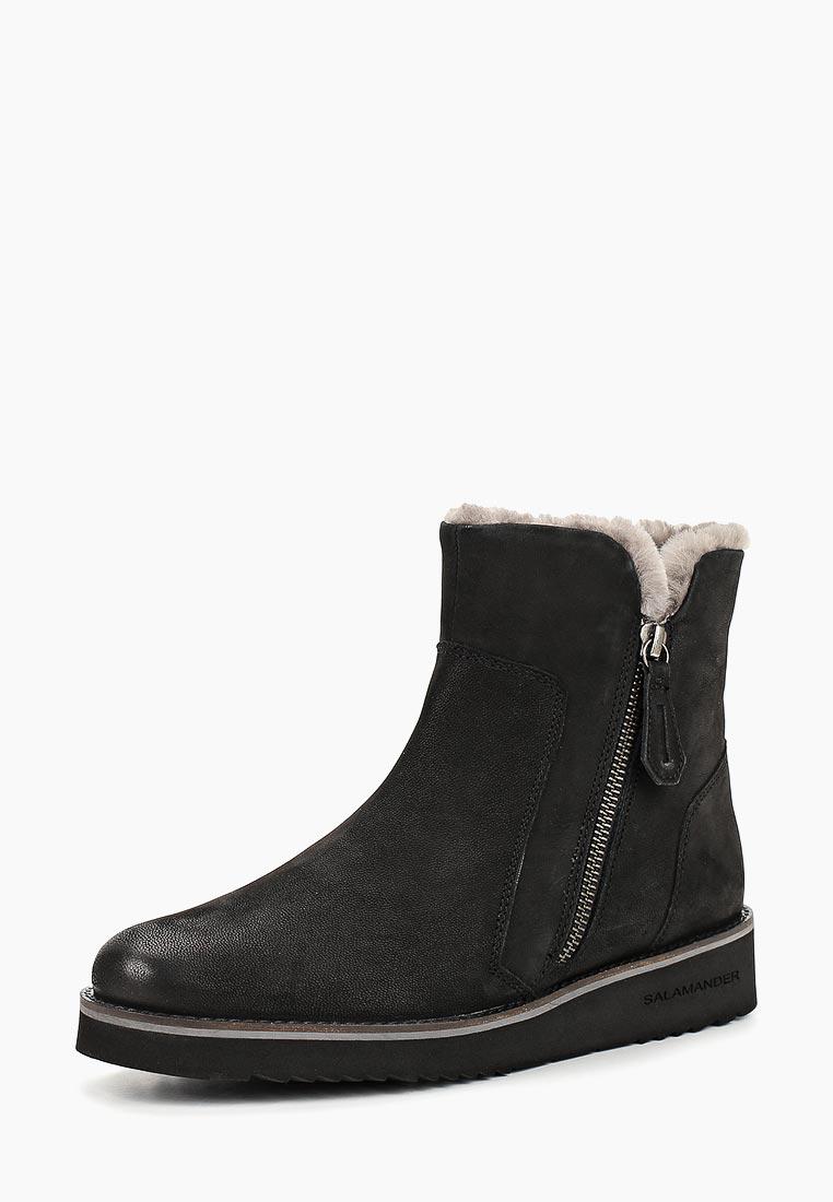 Женские ботинки SALAMANDER (Саламандер) 32-22104-71