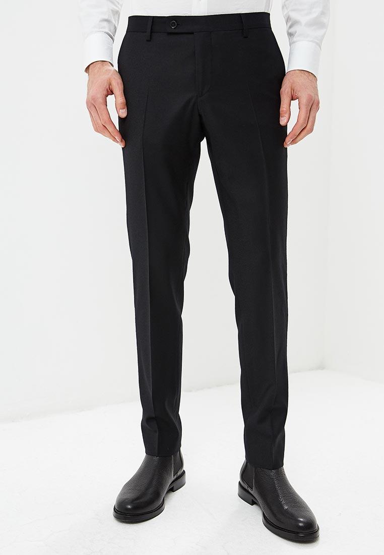 Мужские классические брюки Sand Cashmere Flannel - Craig Normal