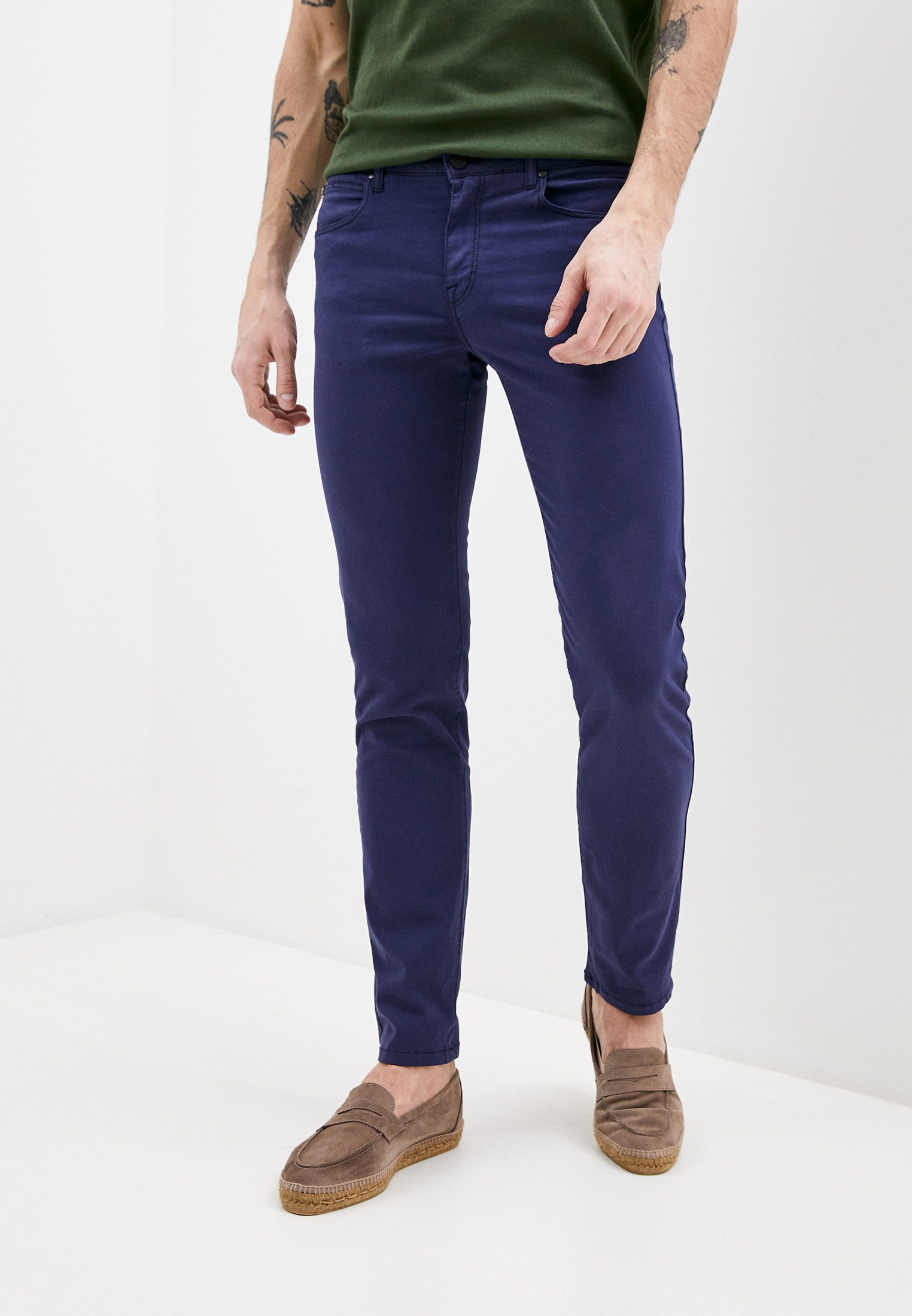 Мужские брюки Sand 025Q20004
