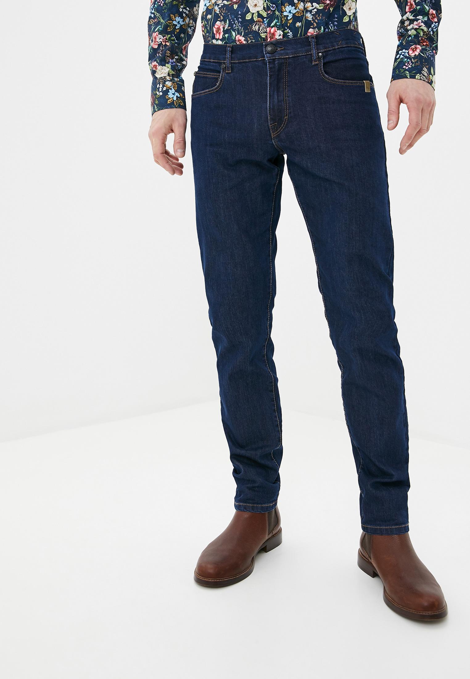 Мужские прямые джинсы Sand 010P20004