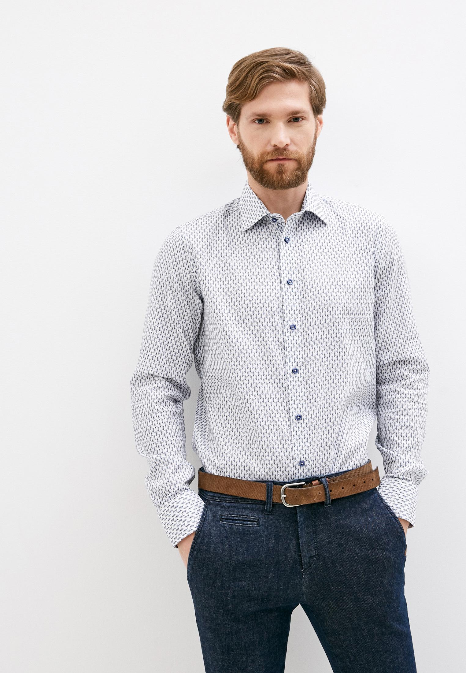Рубашка с длинным рукавом Sand 8768 - IVER 2