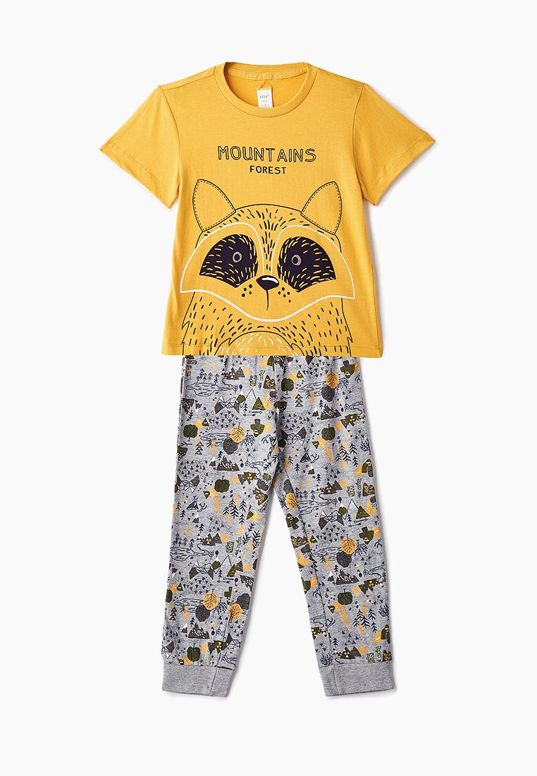 Пижамы для мальчиков Sela (Сэла) PYb-7862/022-8311
