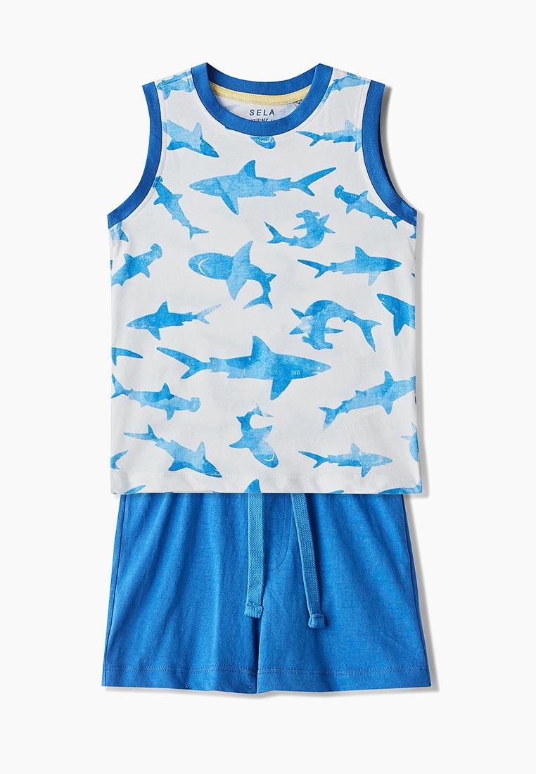 Пижамы для мальчиков Sela (Сэла) TslSh-711/283-9233