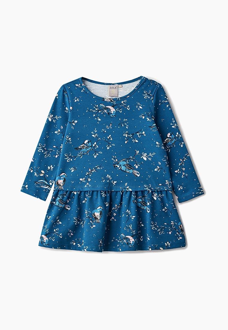Повседневное платье Sela (Сэла) D-517/439-8442