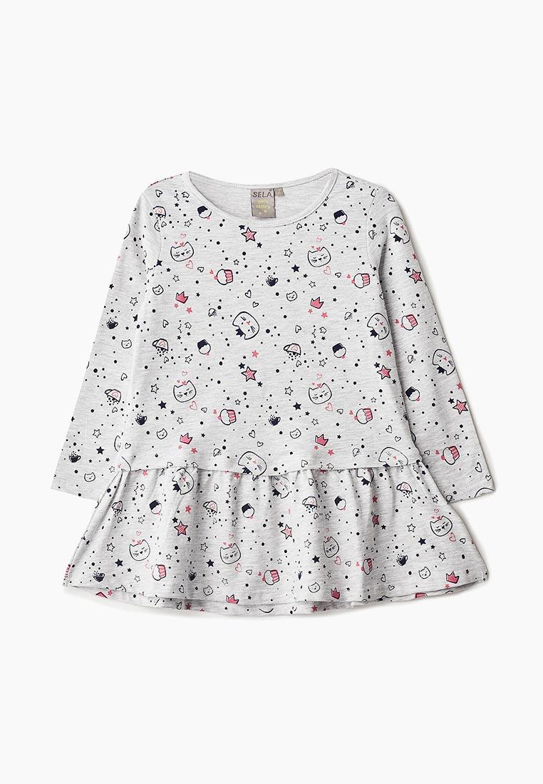 Повседневное платье Sela (Сэла) DK-517/437-8341P