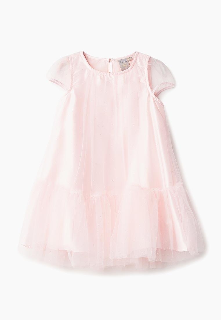 Нарядное платье Sela (Сэла) Ds-517/448-8413
