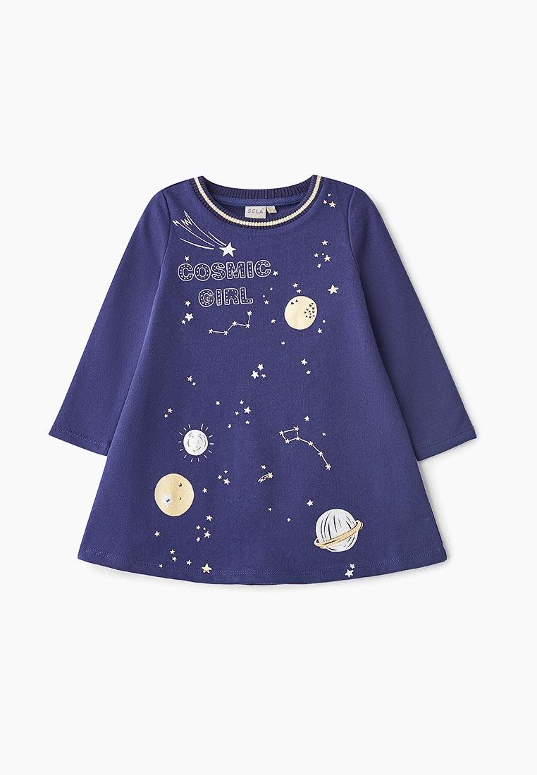 Повседневное платье Sela (Сэла) DK-517/449-9110