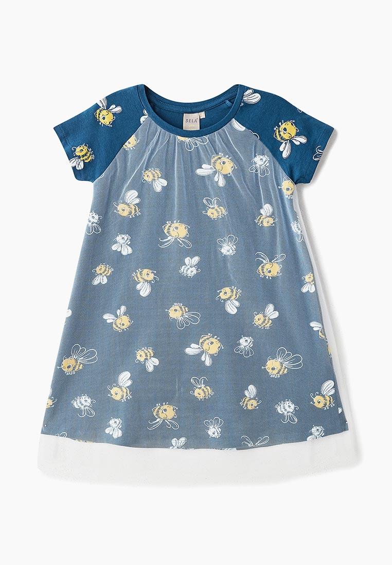 Повседневное платье Sela (Сэла) Dks-517/454-9213