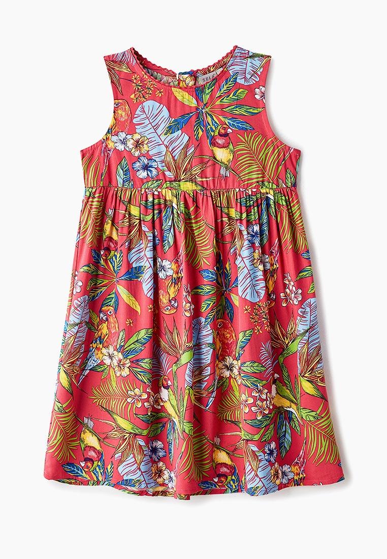 Повседневное платье Sela (Сэла) Dsl-617/980-9214