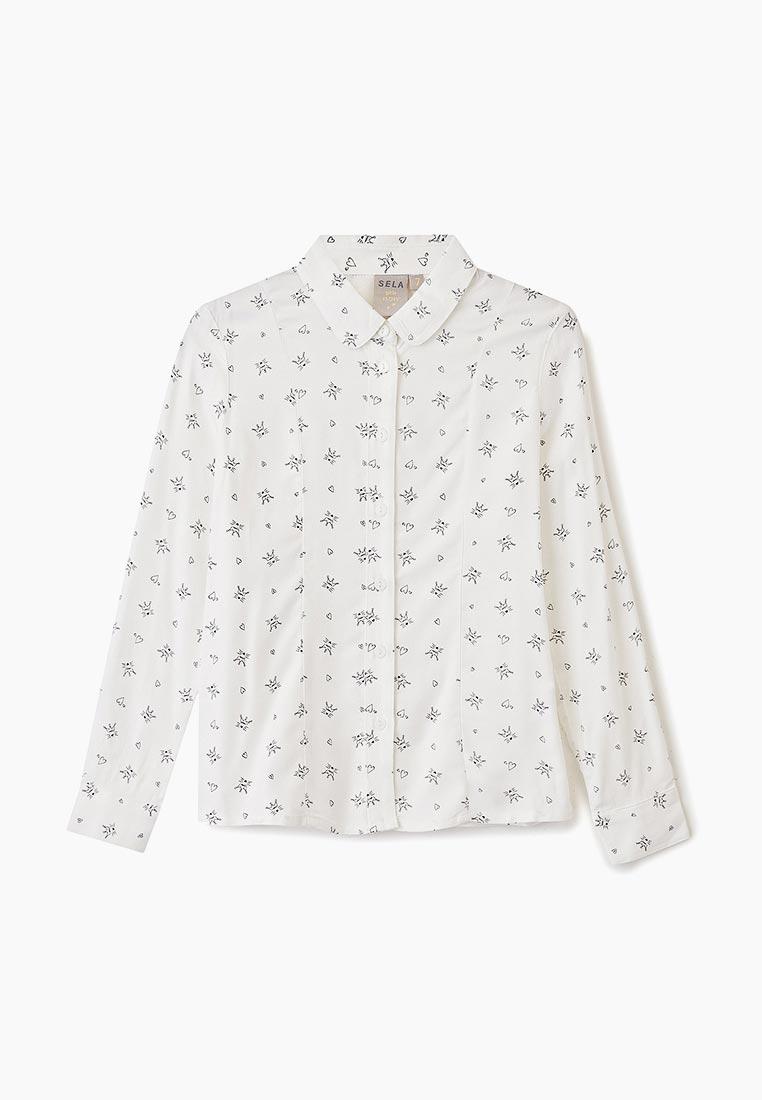 Рубашка Sela (Сэла) B-612/062-9310