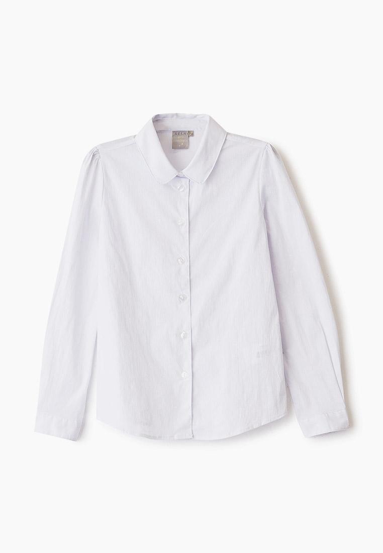 Рубашка Sela (Сэла) B-612/1387-9310