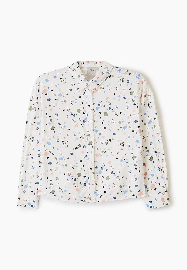 Рубашка Sela (Сэла) B-612/1388-9361
