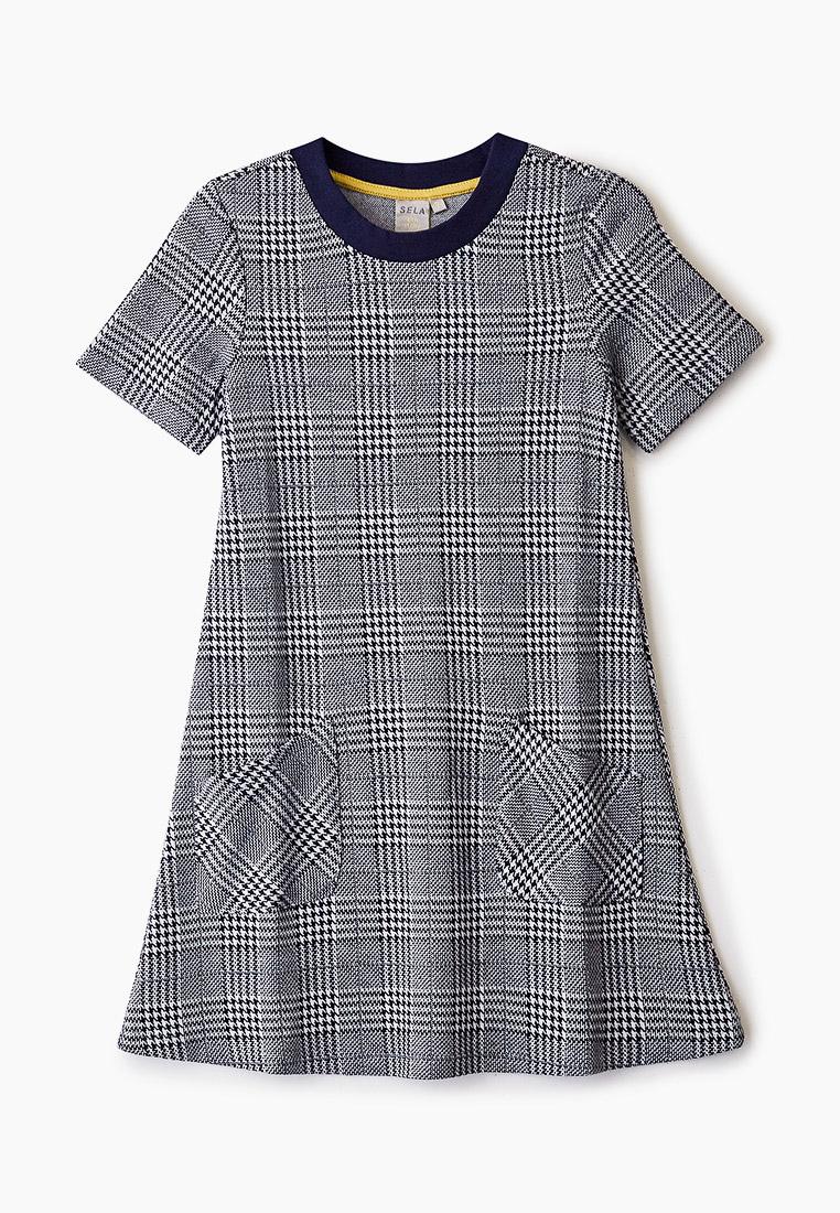 Повседневное платье Sela (Сэла) Dks-617/1025-9442