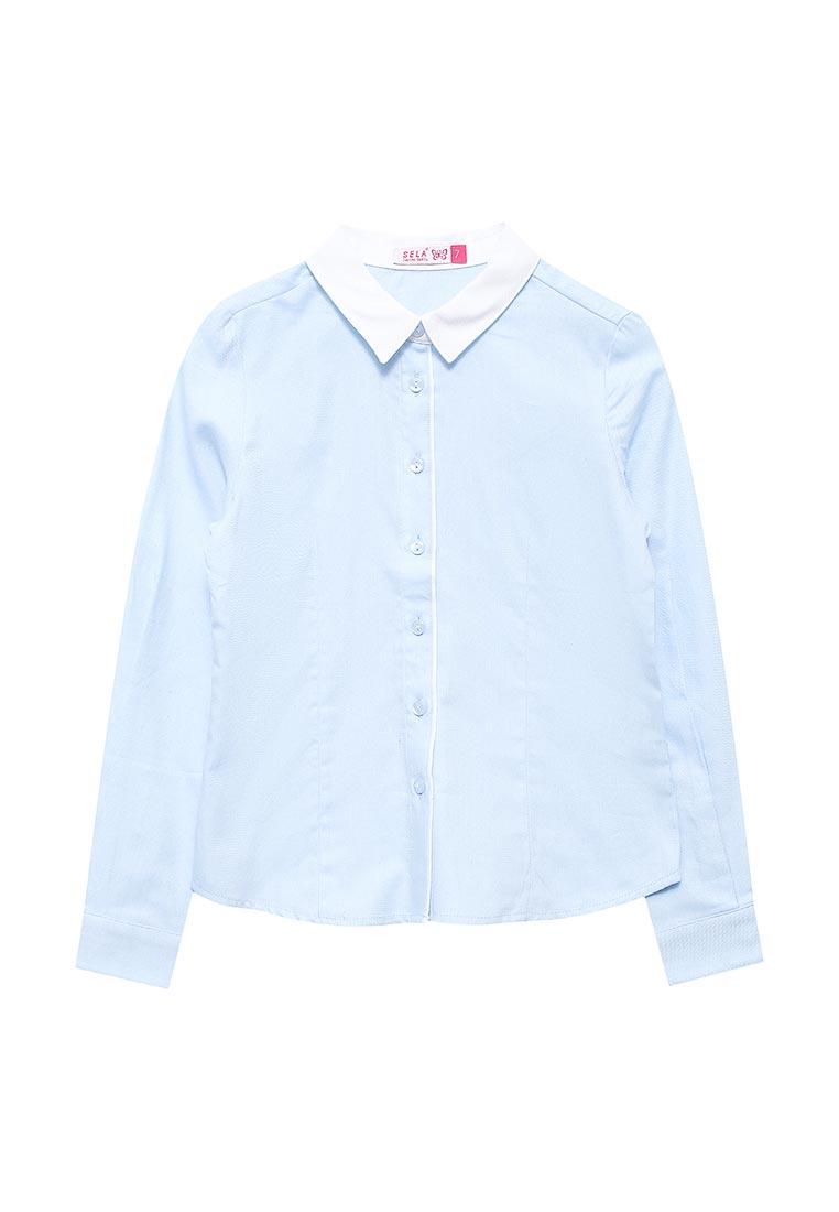 Рубашка Sela (Сэла) B-612/860-7320