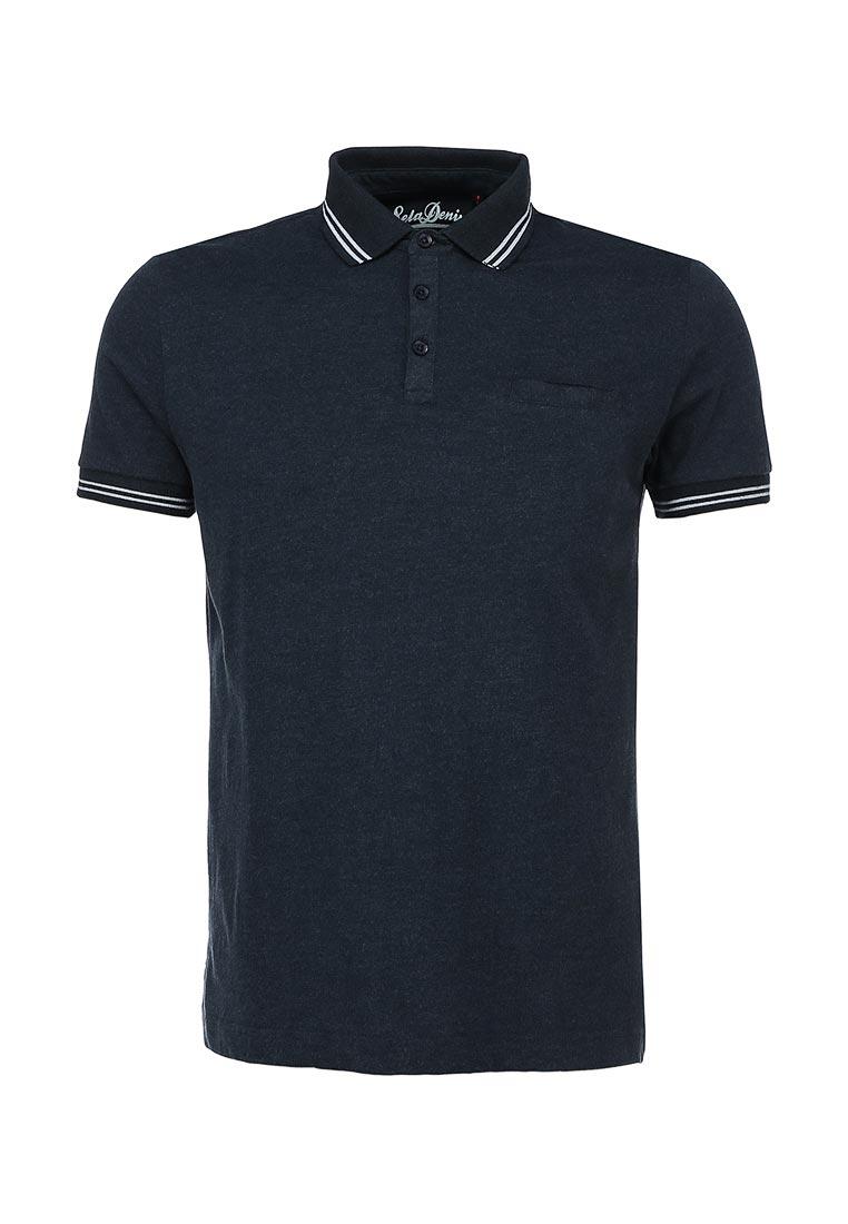 Мужские футболки поло Sela (Сэла) Tsp-211/342-5254