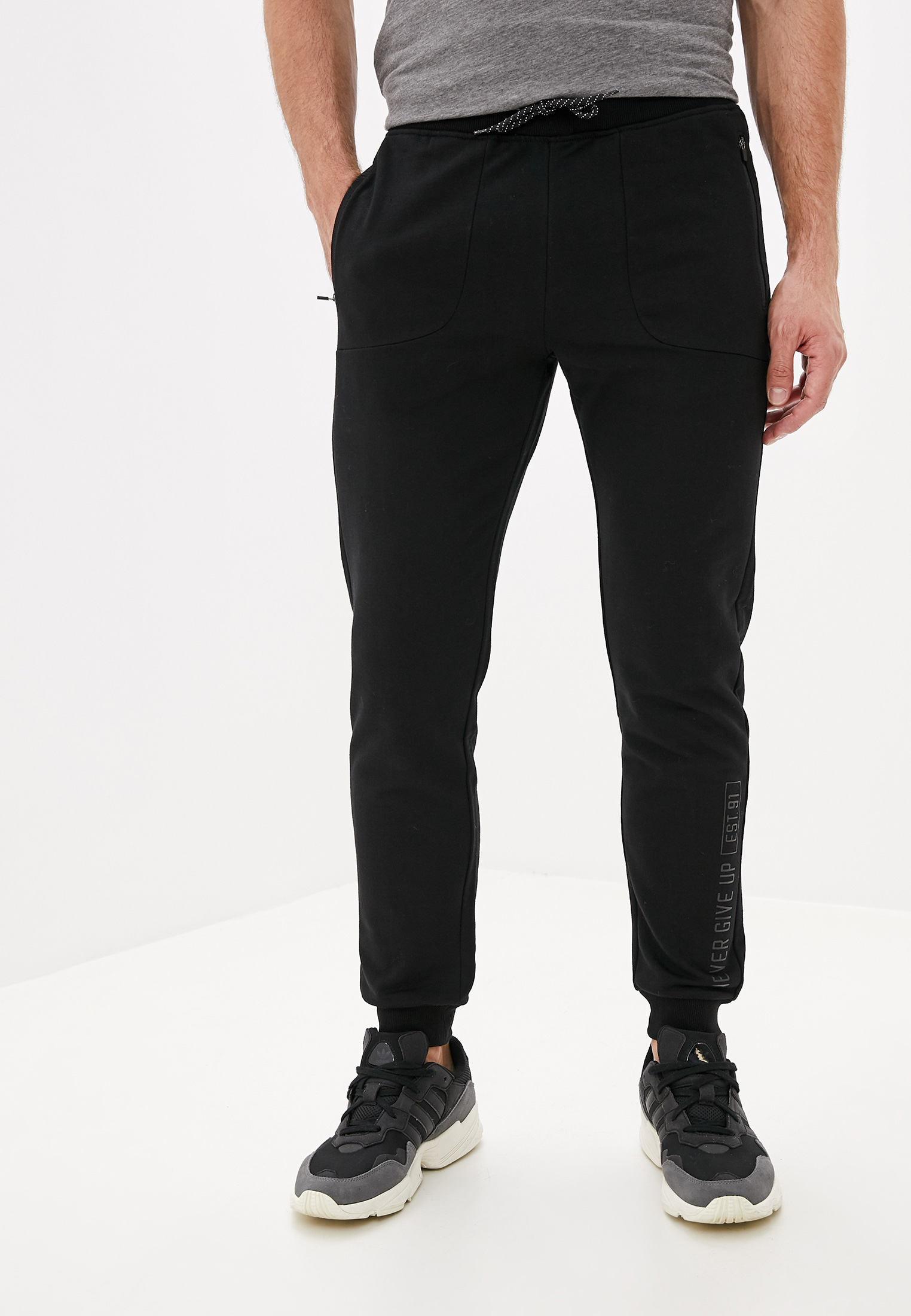 Мужские спортивные брюки Sela (Сэла) Pk-2415/014-9310