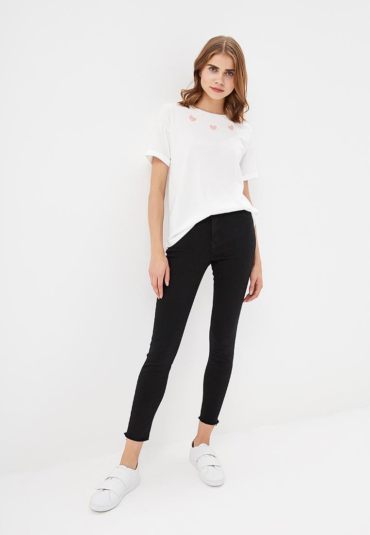 Зауженные джинсы Sela (Сэла) PJ-135/061-8371: изображение 2