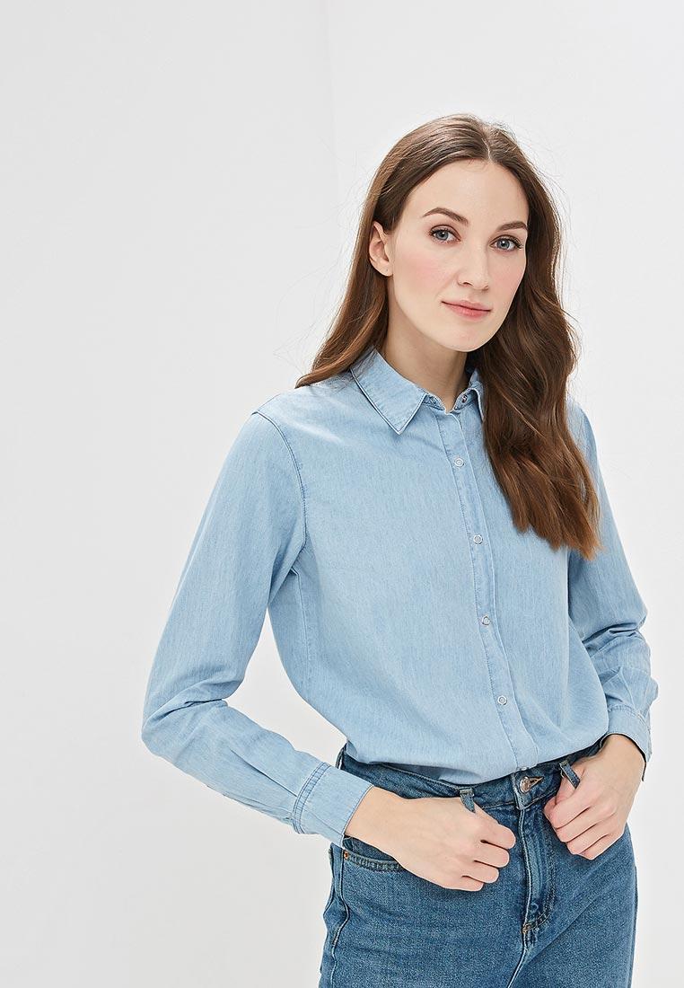 Женские джинсовые рубашки Sela (Сэла) Bj-132/032-9101
