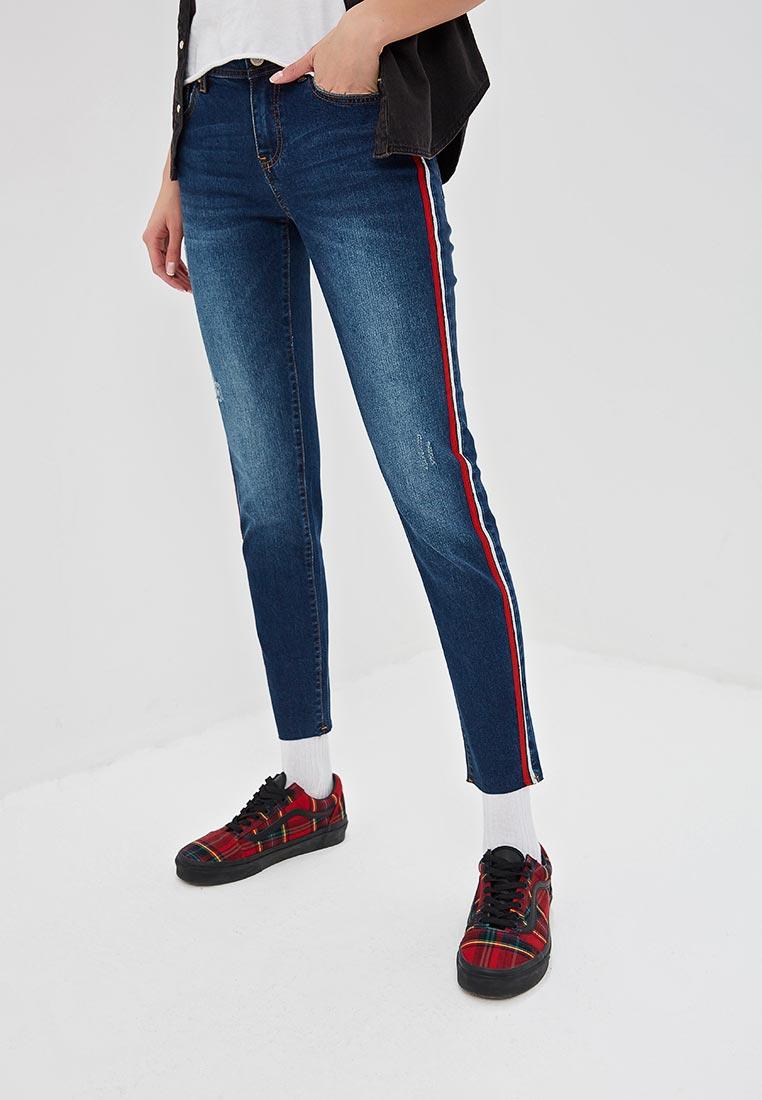 Прямые джинсы Sela (Сэла) PJ-335/042-9111