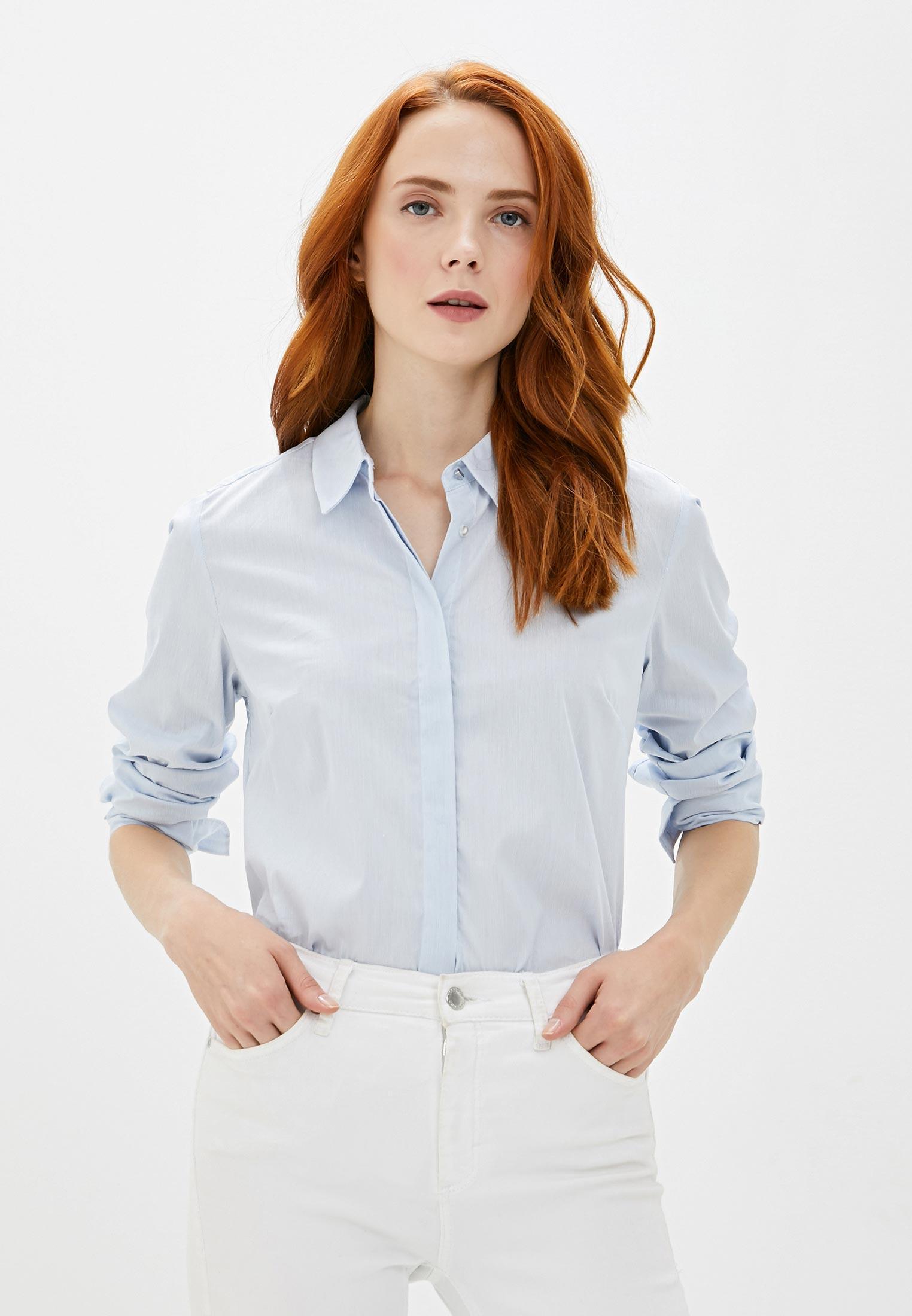 Женские рубашки с длинным рукавом Sela (Сэла) B-112/1434-9360P