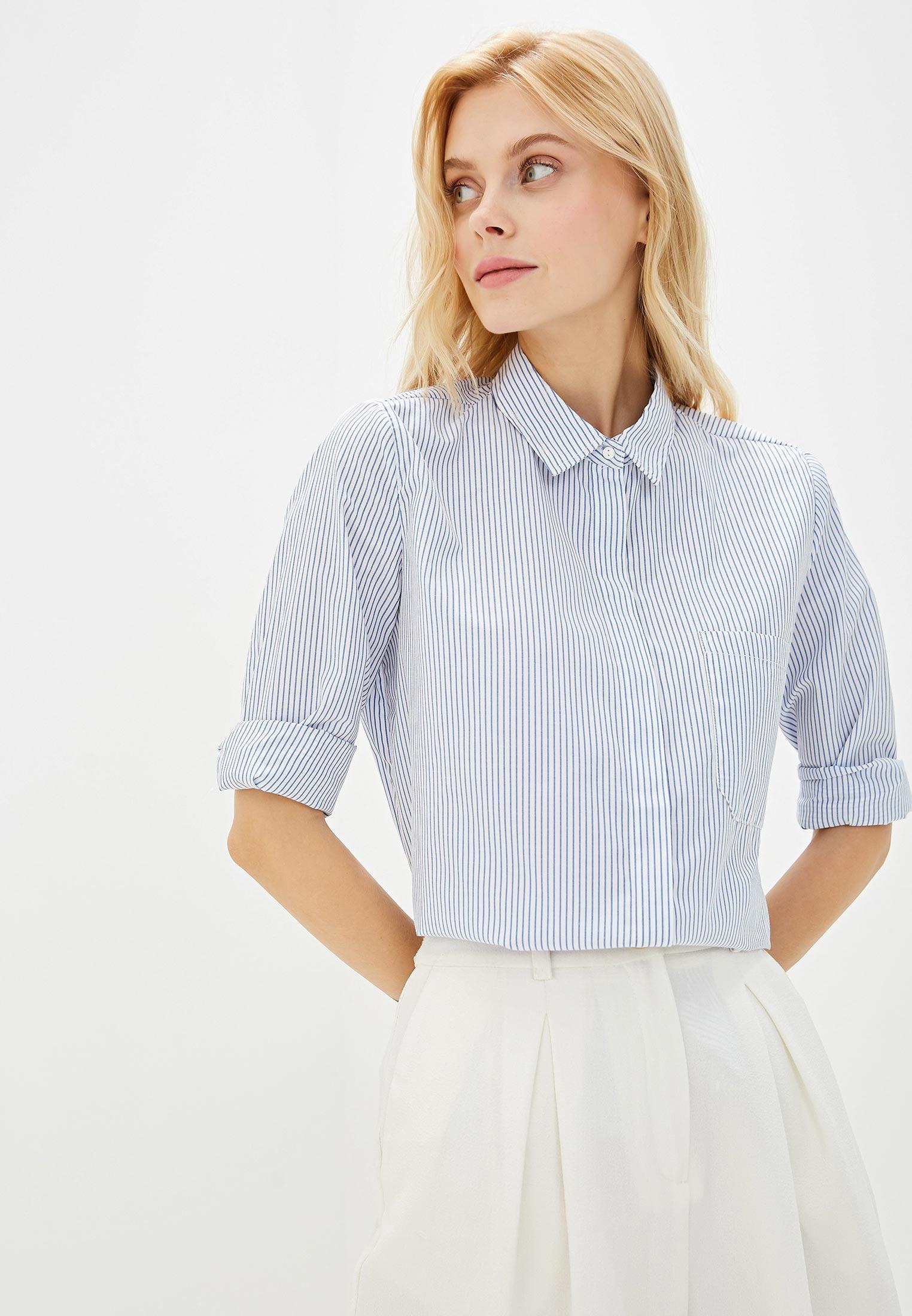 Женские рубашки с длинным рукавом Sela (Сэла) B-112/1452-9360
