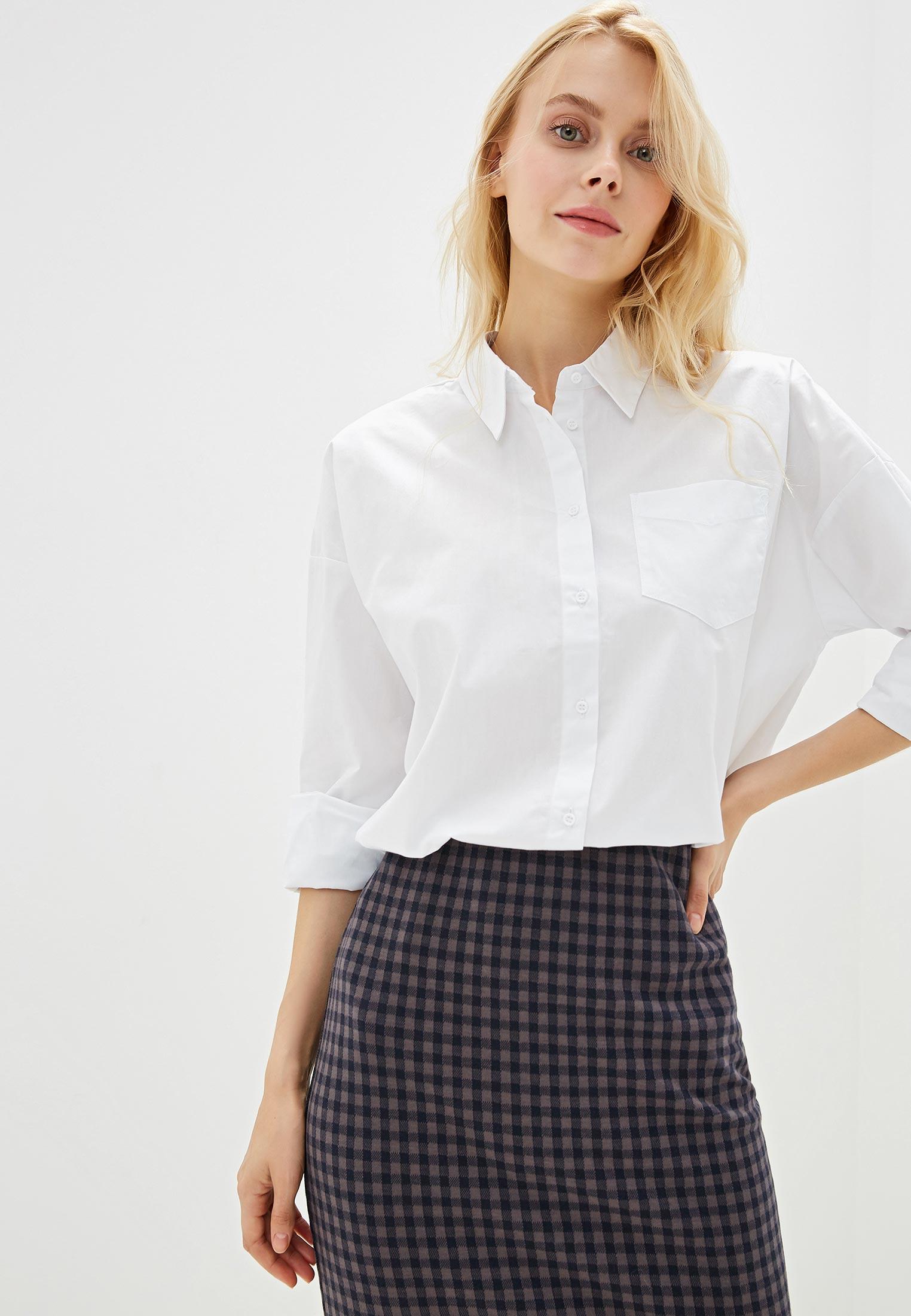 Женские рубашки с длинным рукавом Sela (Сэла) B-112/1453-9360
