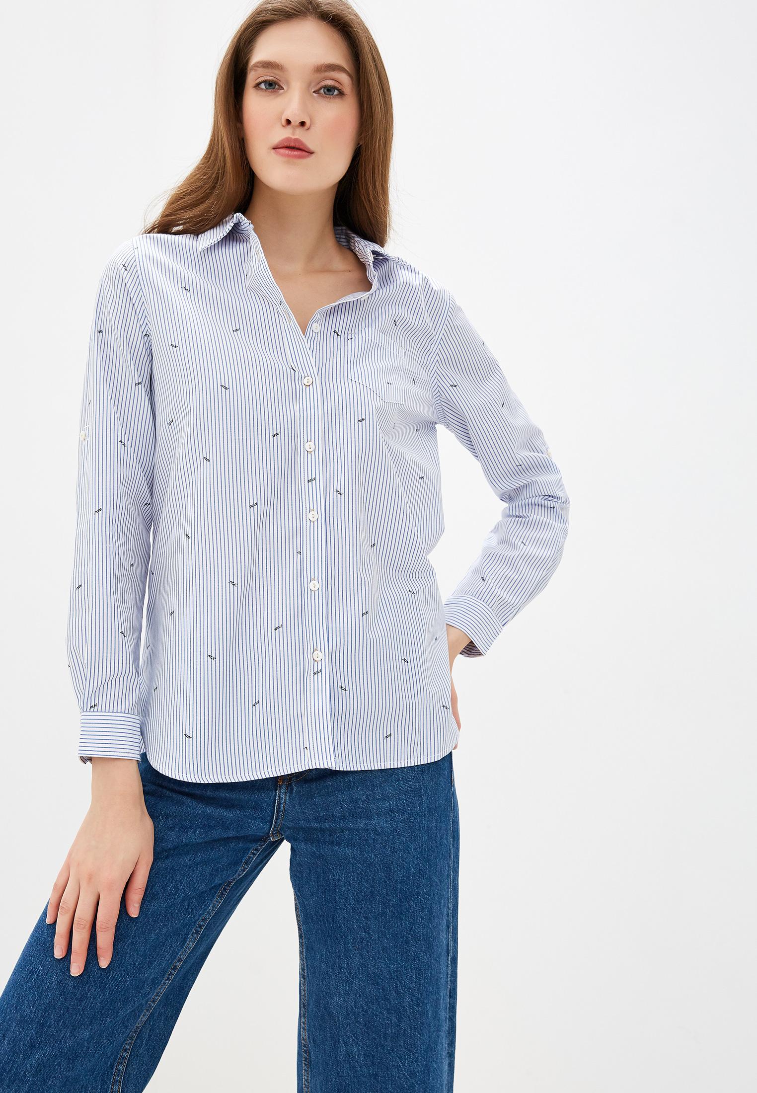 Женские рубашки с длинным рукавом Sela (Сэла) B-312/1263-9310