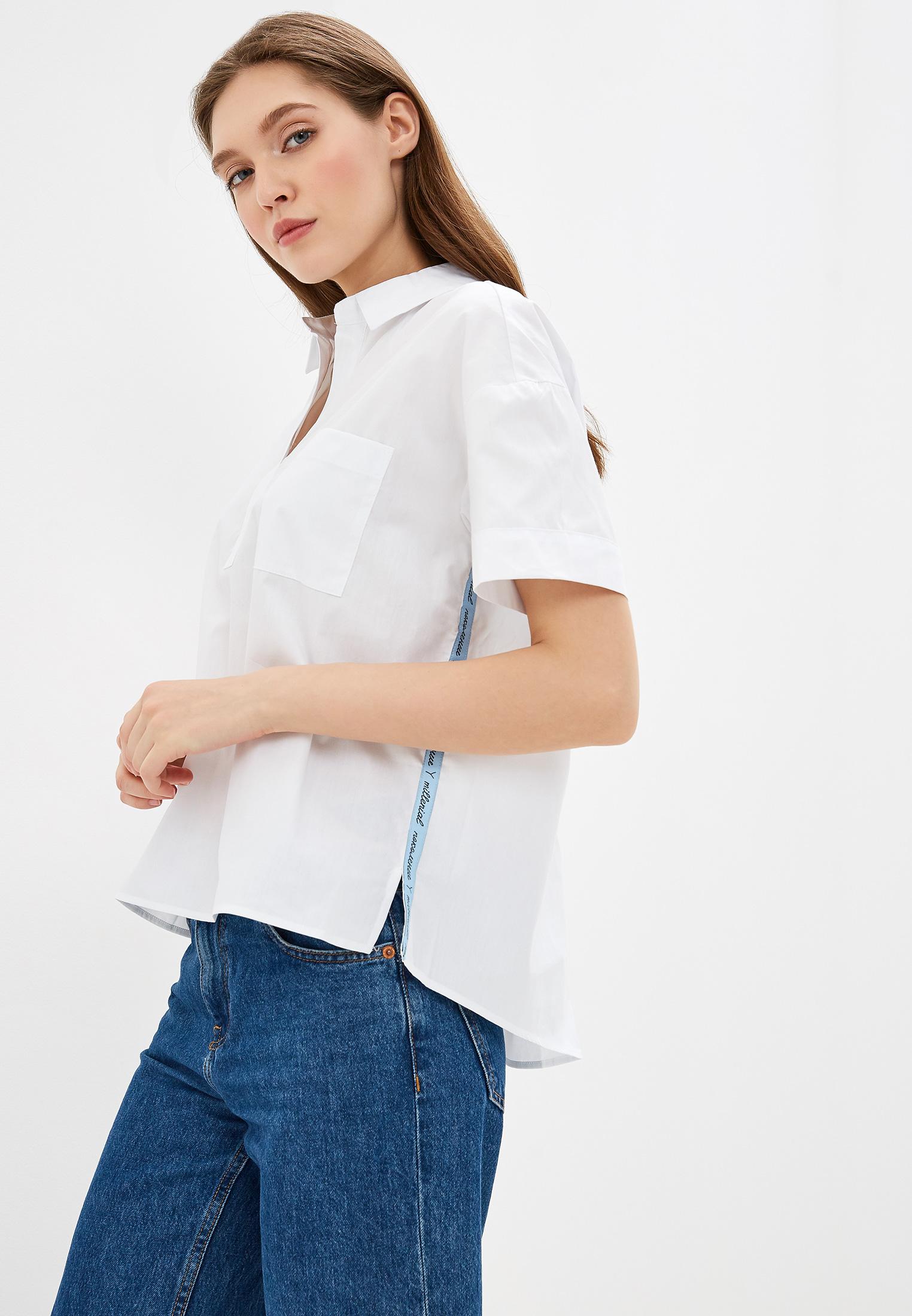 Рубашка с коротким рукавом Sela (Сэла) Bs-312/1187-9310