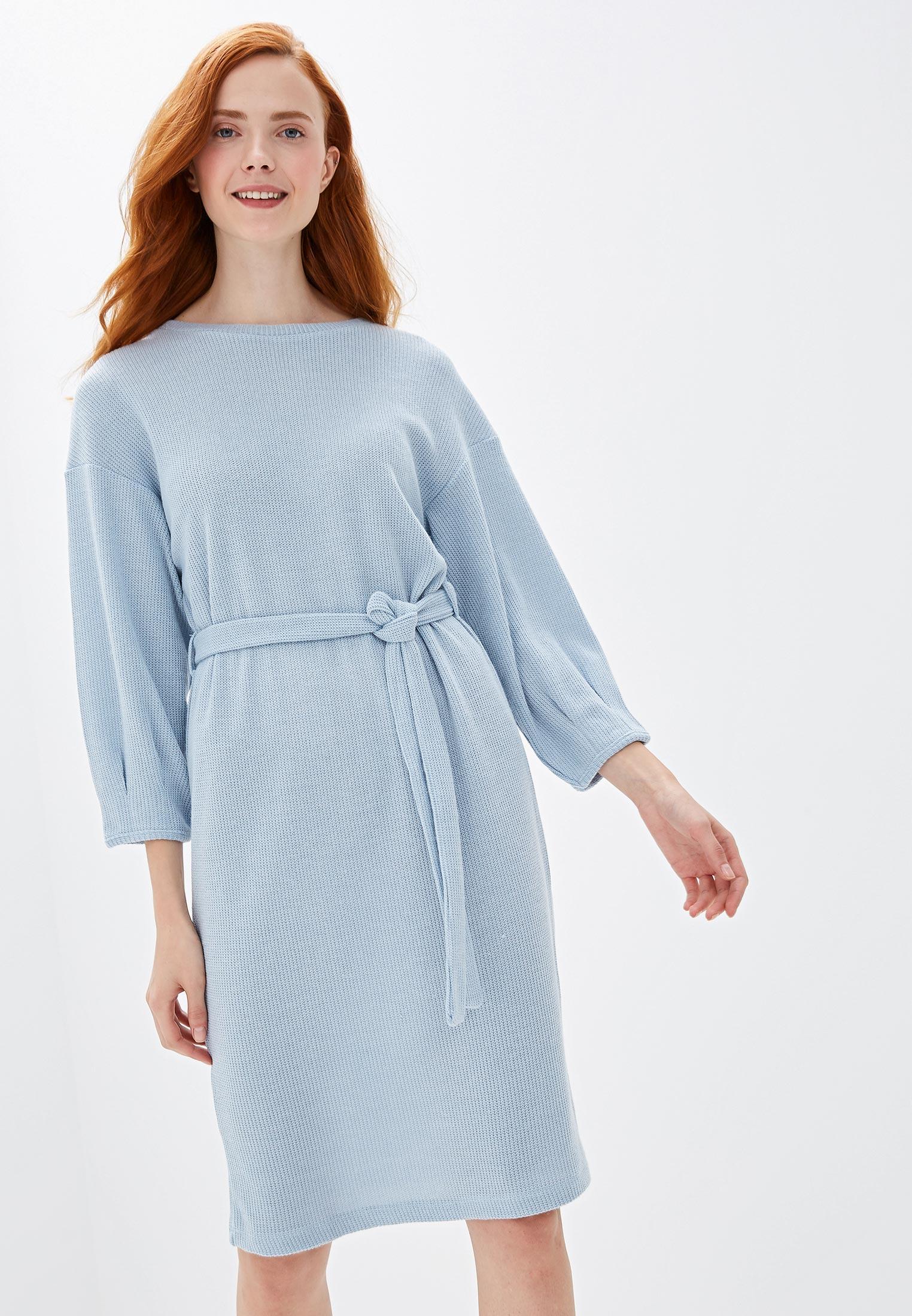Вязаное платье Sela (Сэла) DK-117/1265-9331
