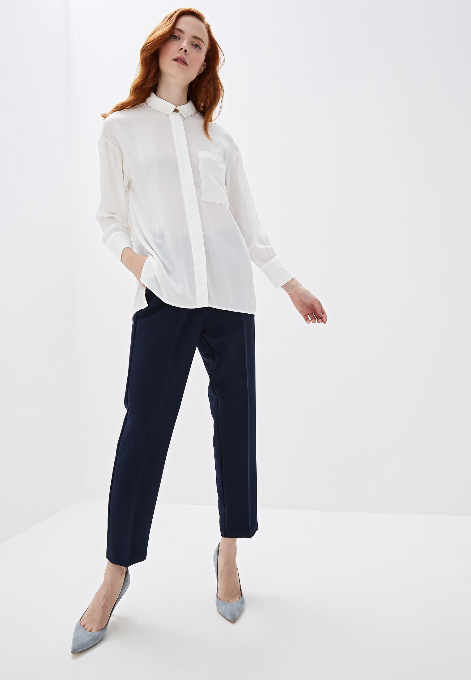 Женские классические брюки Sela (Сэла) P-115/942-9350: изображение 2