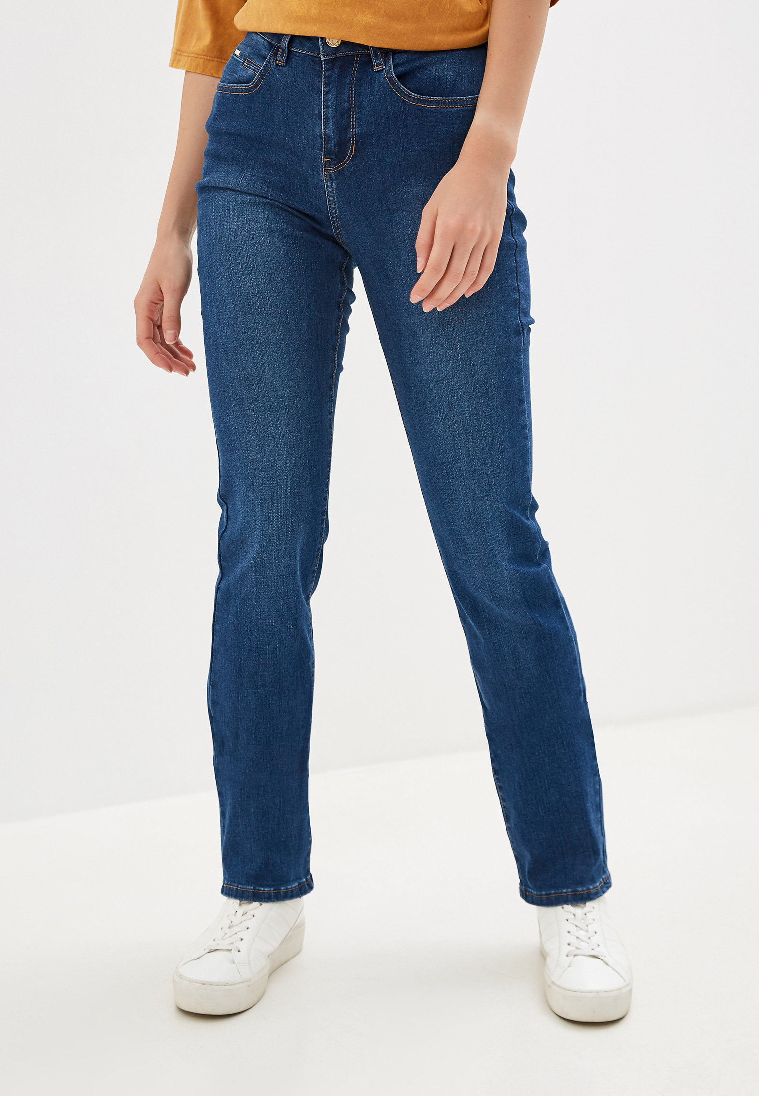 Зауженные джинсы Sela (Сэла) PJ-135/689-9391