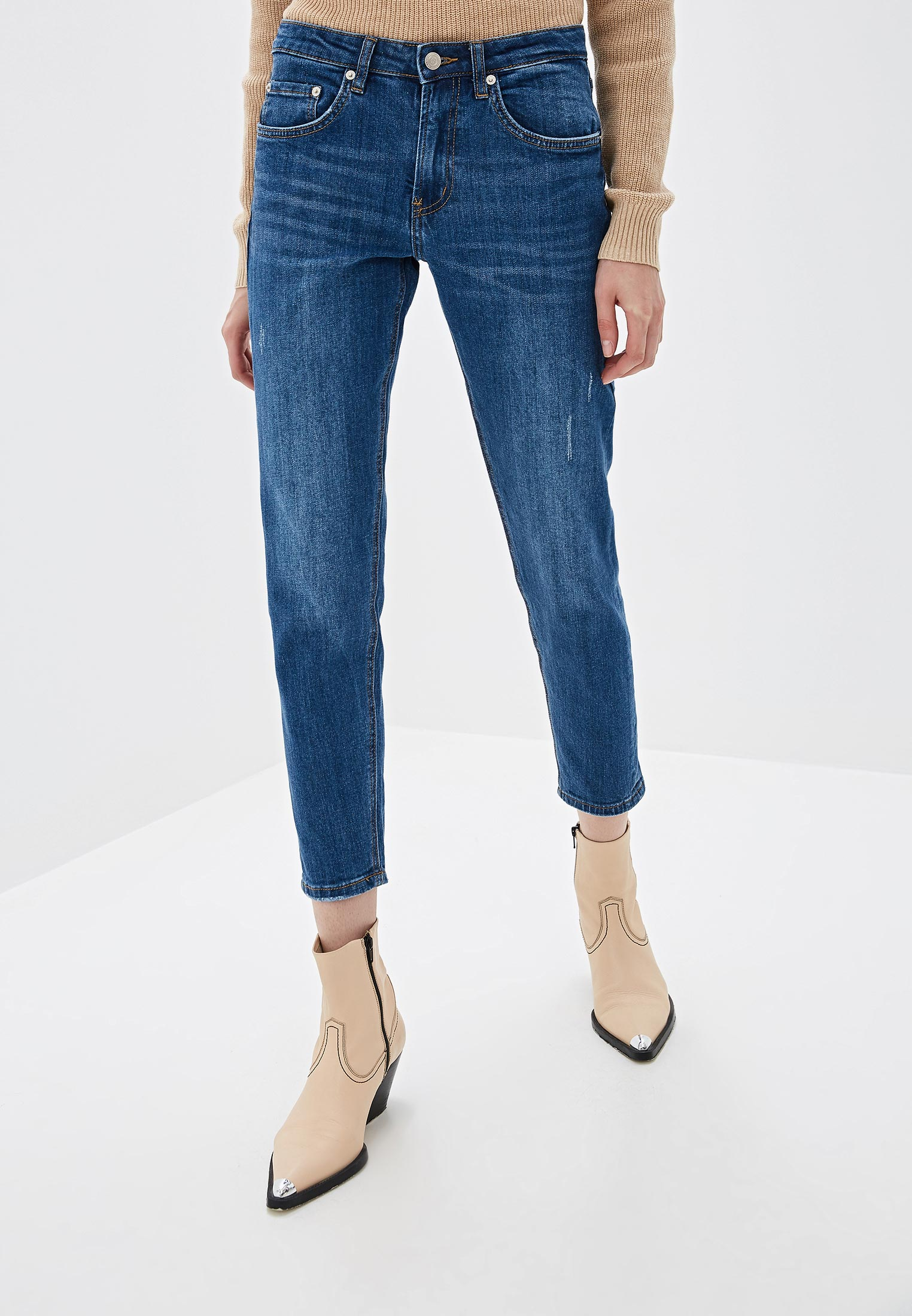 Зауженные джинсы Sela (Сэла) PJ-135/700-9391