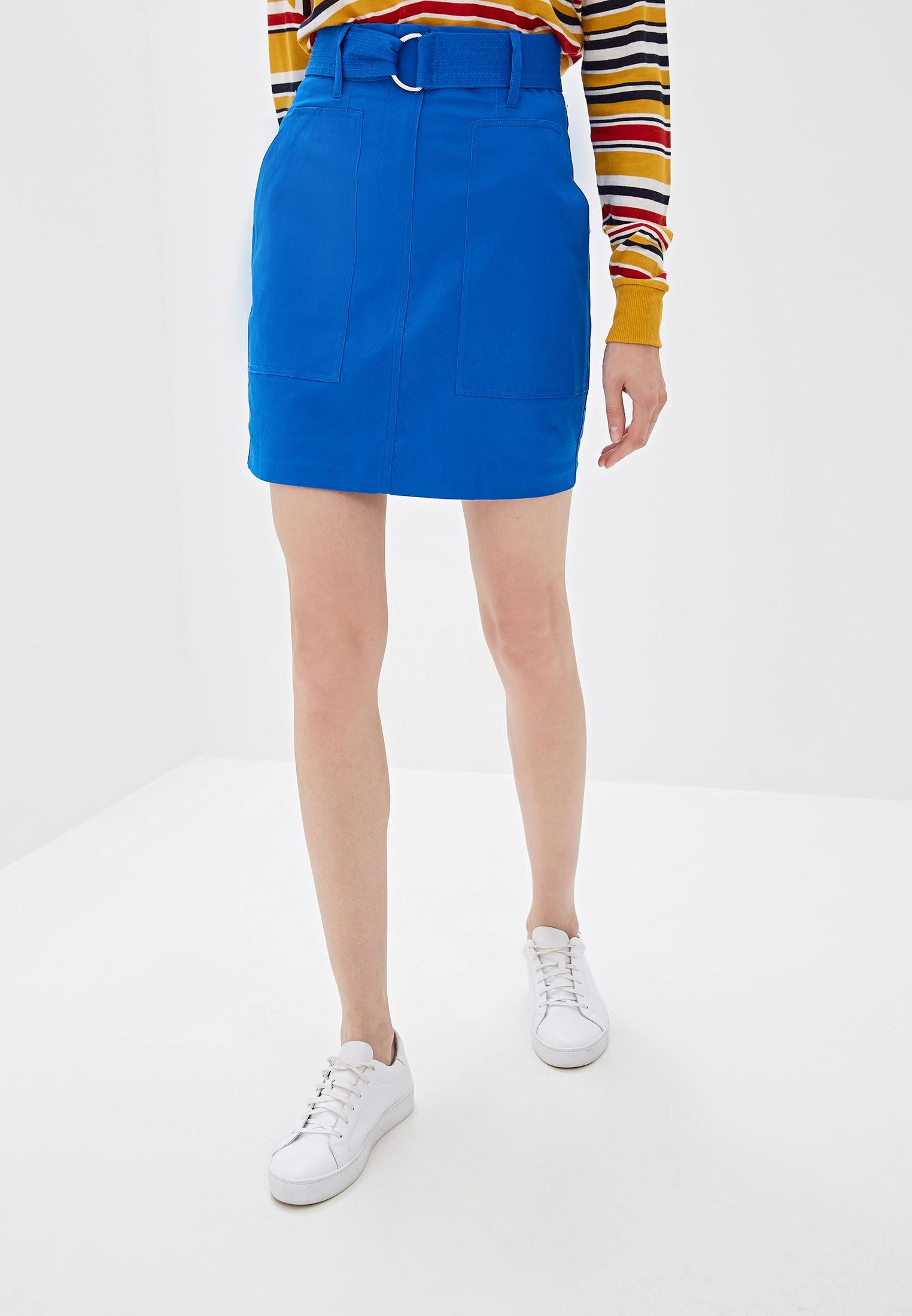 Прямая юбка Sela (Сэла) SK-318/861-9310