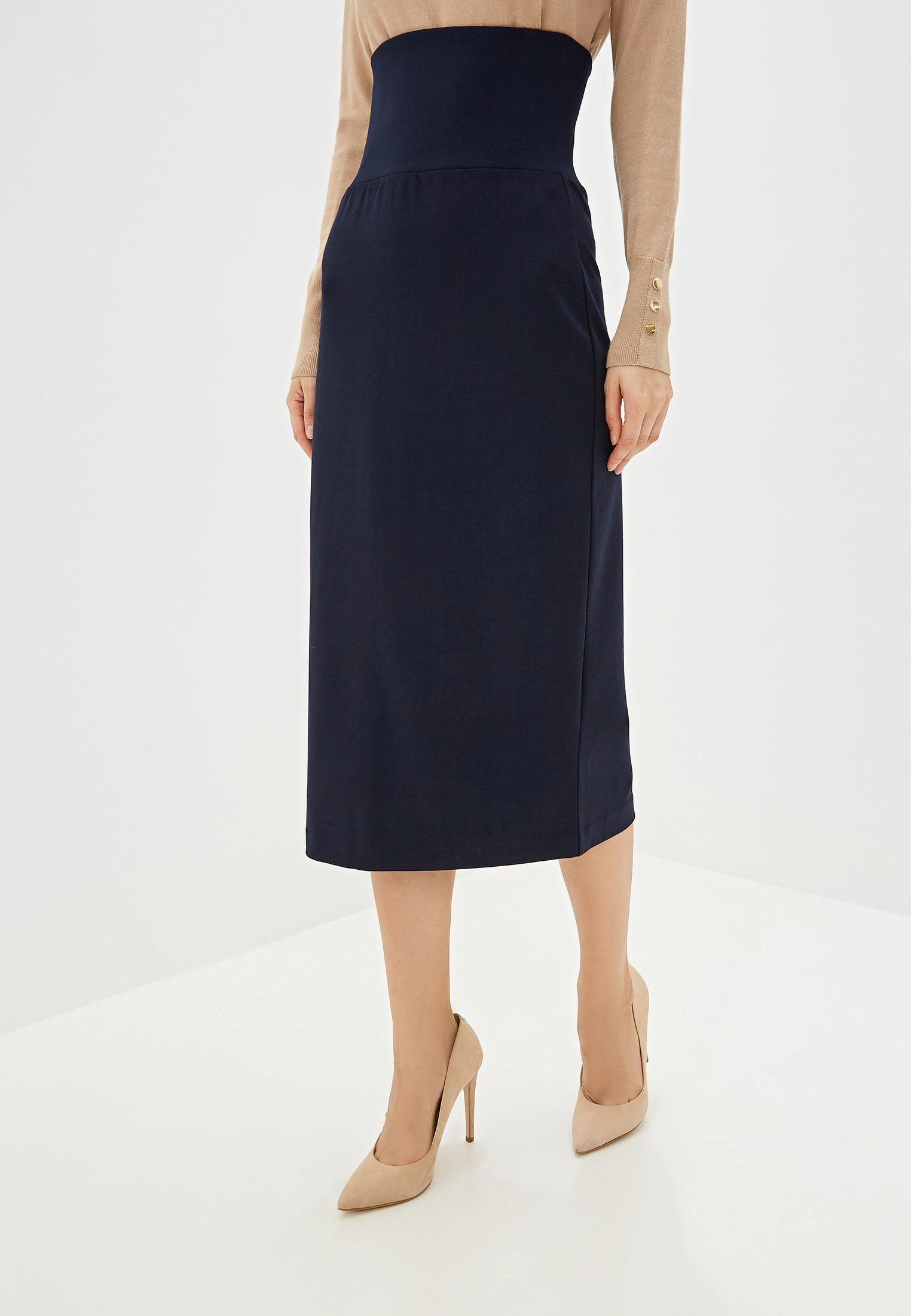 Прямая юбка Sela (Сэла) SKk-118/1221-9350