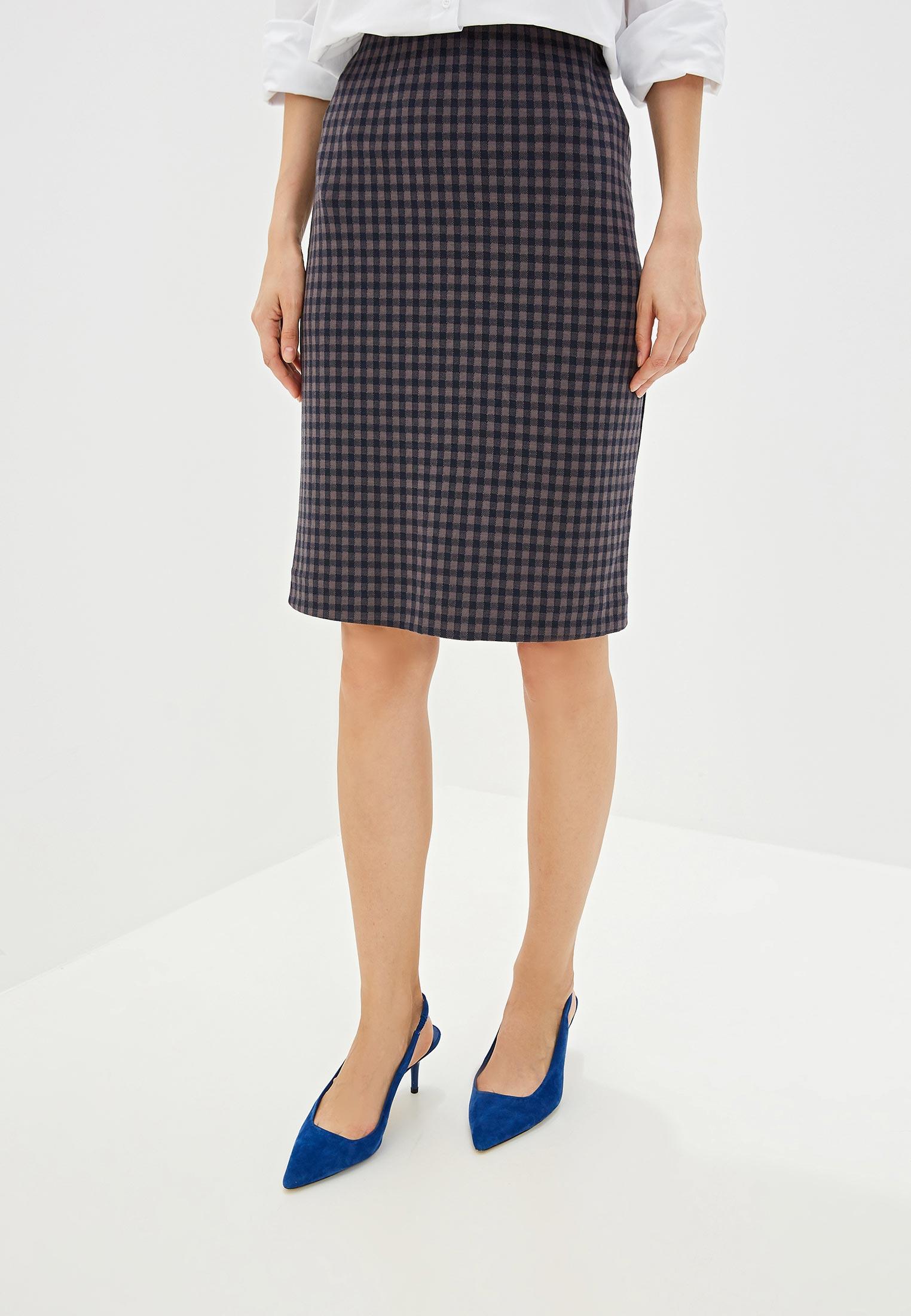 Прямая юбка Sela (Сэла) SKk-118/1442-9371