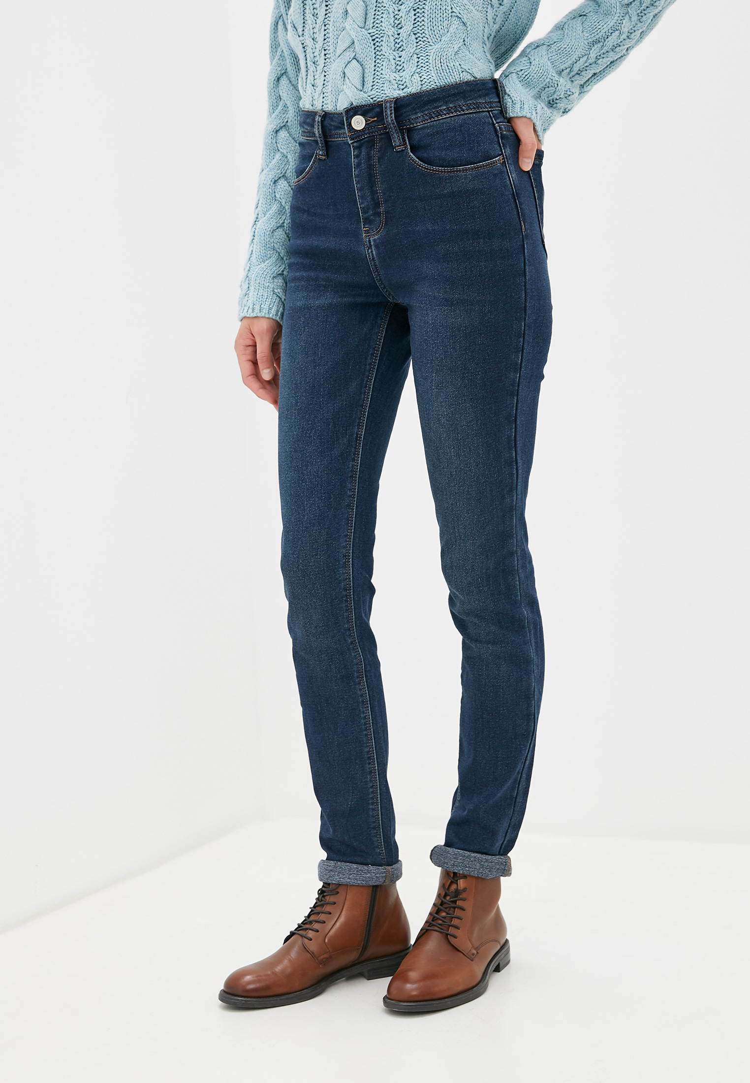 Зауженные джинсы Sela (Сэла) PJ-135/686-9432