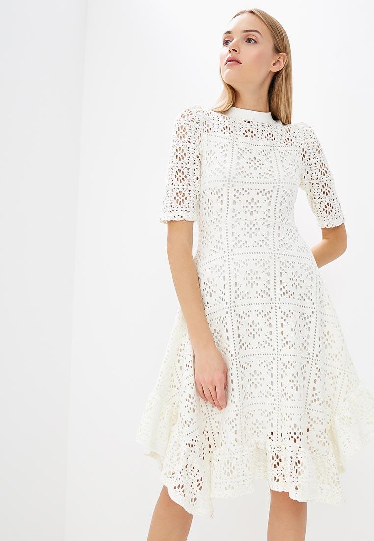 Повседневное платье See By Chloe CHS18WJR04090